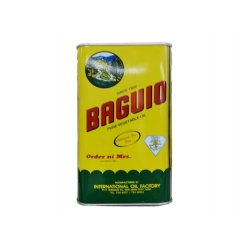 BAGUIO REFINED EDIBLE OIL 3.2L 1GAL