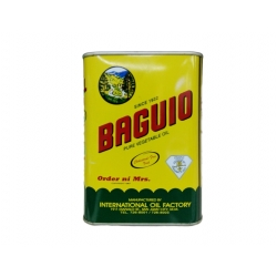 BAGUIO REFINED EDIBLE OIL 12GAL