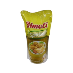 BIMOLI VEGETABLE COOKING OIL OMEGA 9 POUCH 1L