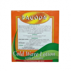 PAGODA COLD WAVE LOTION 4 OZ 120ML