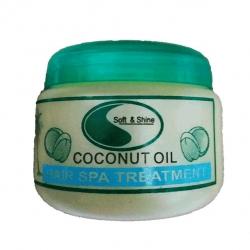 SOFT & SHINE COCONUT OIL HAIR SPA 150G