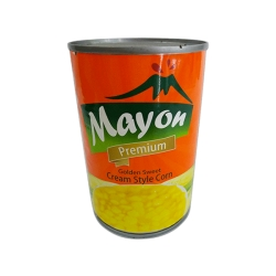 MAYON PREMIUM GOLDEN SWEET CREAM STYLE CORN 425G