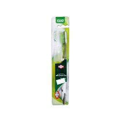 CLEENE CLIO REFRESHING GREEN TEA TOOTHBRUSH