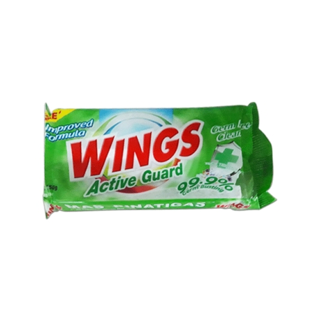 WINGS ACTIVEGUARD BAR 150G