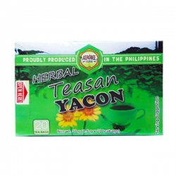 KEROBEE HERBAL TEASAN YACON 30GX20