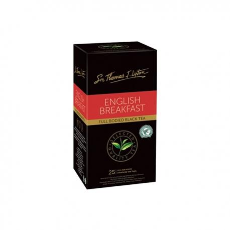 LIPTON ENGLISH BREAKFAST BLACK TEA 60G